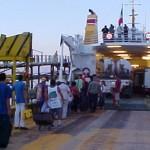 Ferry Guaymas