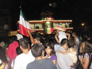 Events San Carlos independence day