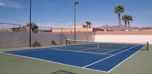athleticlub tennis court