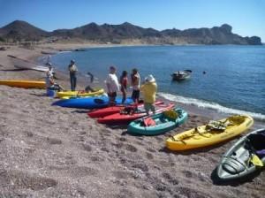 kayaker el colorado