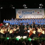 The Esperanza Azteca Sonora Youth Orchestra and Choir. Nov 18, 2018