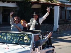 pajama parade