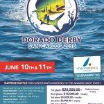 June 10 and 11 Dorado Derby