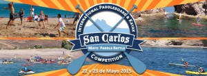 san carlos paddle battle May 22 y 23