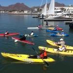 Kayak Regatta: May 17