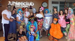 halloween at athletic club