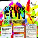 Color Fun Run: March 4, 2018