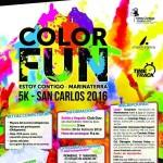 Color Fun Run: March 12, 2017