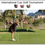 International Cup Golf Tournament, Feb 15 - 18, 2017