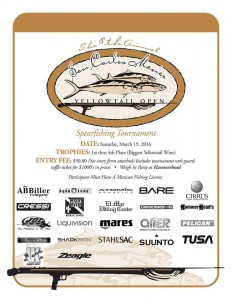march 19 yellowtail fishing tournament