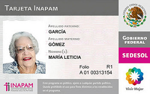 Inapam Card sample