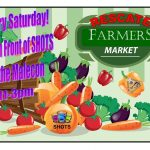 Rescate Farmers Market, every Saturday
