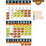 Naranjeros de Hermosillo | 2017 - 2018 schedule