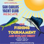 Yacht Club / Rescate Fishing Tournament: June 1 - 3, 2018