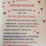 Rescate Grand Bazaar: February 11, 2018