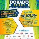 MarinaTerra Dorado Derby: Aug 31 - Sept 1, 2018