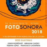 FotoSonora Guaymas 2018