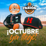 Naranjeros de Hermosillo   2018 - 2019 schedule
