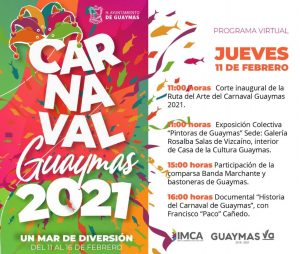 carnaval guaymas 2021
