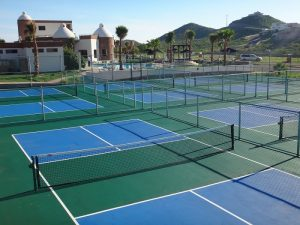 Mirador pickleball courts San Carlos