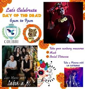 La Palapa Halloween Party 2020 Halloween Parties San Carlos Mexico: 2020