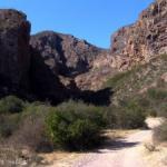 Nacapule Canyon San Carlos   Cañon de Nacapule