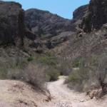 Bike to Nacapule Canyon