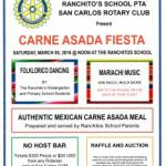 Rotary Carne Asada, March 4, 2017  | Event info and Schedule